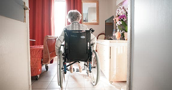 Nursing homes | BSIP/Getty Images