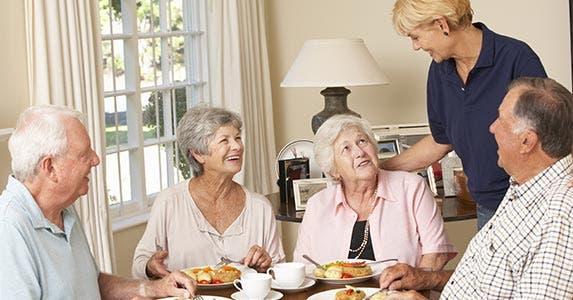 Hedge against longevity © MonkeyBusiness Images/Shutterstock.com