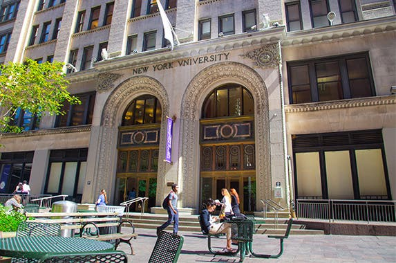 New York University © littleny/Shutterstock.com