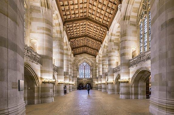 Yale University © Jorg Hackemann/Shutterstock.com