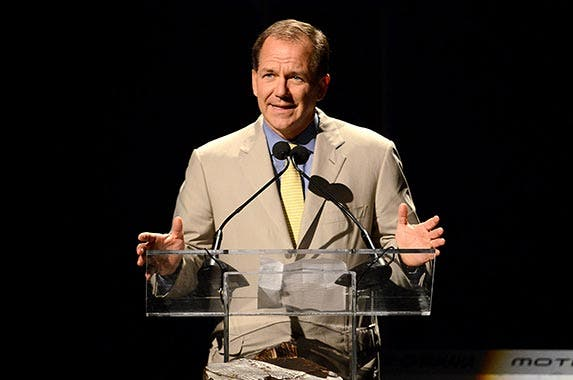 The player: Paul Tudor Jones II, philanthropist | Shahar Azran/Getty Images