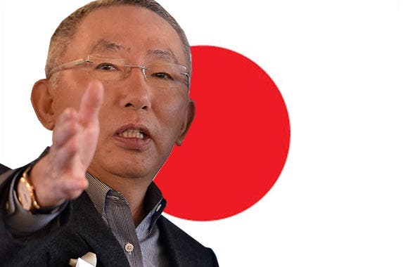Tadashi Yanai | YOSHIKAZU TSUNO/ GettyImages/Bankrate