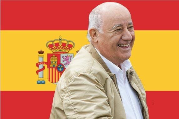 Amancio Ortega | Xurxo Lobato/GettyImages/Bankrate