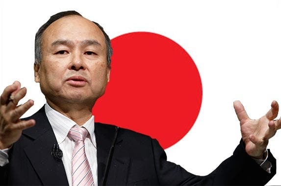 Masayoshi Son | Tomohiro Ohsumi/Getty Images/Bankrate