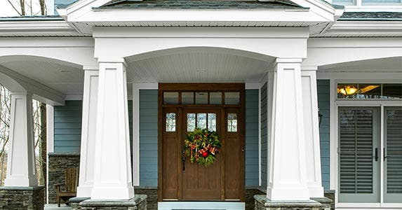 A new home for the holidays | Spaces Images/Getty Images