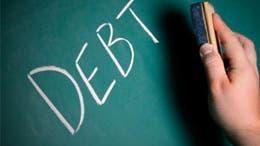No more credit -- or debt