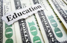 Education money © zimmytws/Shutterstock.com