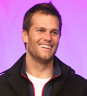 Tom Brady © Photo by PR Photos