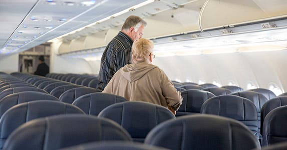 Priority boarding charges © iStock