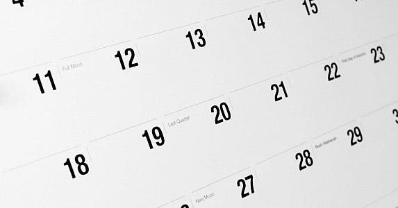 Know the original default date © tim9 / Fotolia