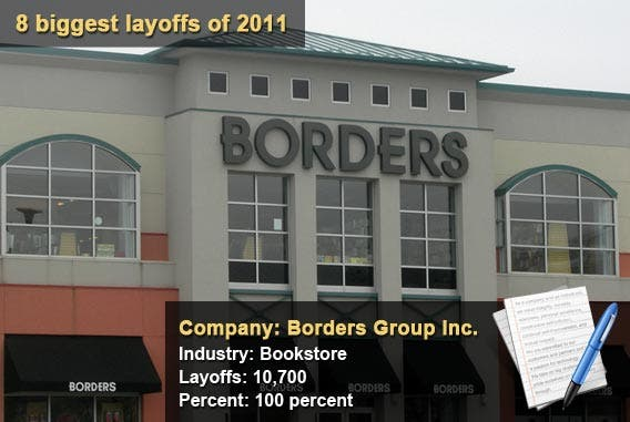 Borders Group Inc.