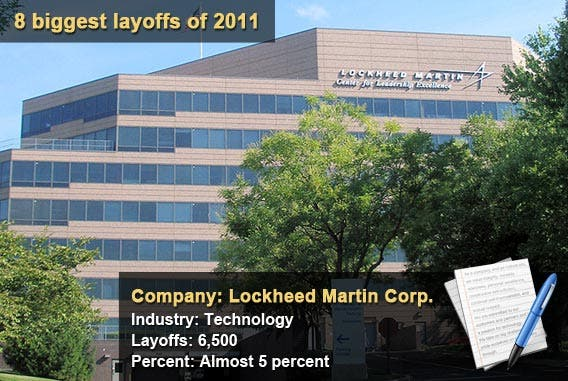 Lockheed Martin Corp.