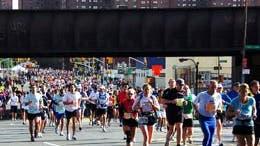 Joining the marathon craze