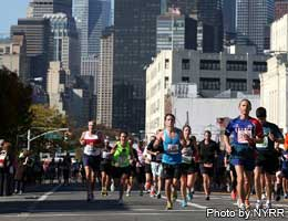 ING New York City Marathon