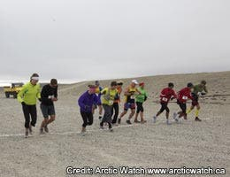 Northwest Passage Marathon