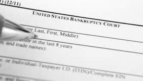 File bankruptcy myself, stop garnishment?