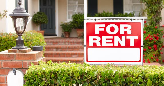 It's not easy to refinance a house you're renting out © Monkey Business Images/Shutterstock.com
