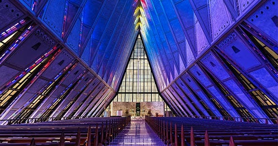 US Air Force Academy | John Greim/Getty Images
