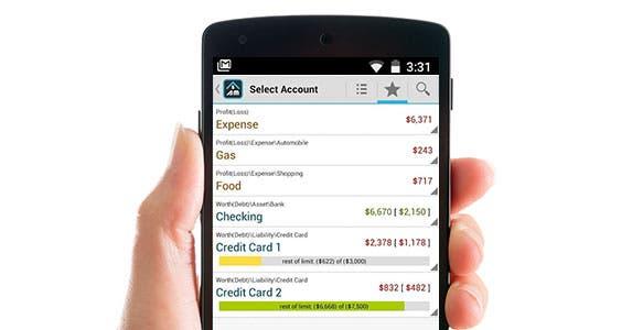 Budgeting apps © Bloomua/Shutterstock.com