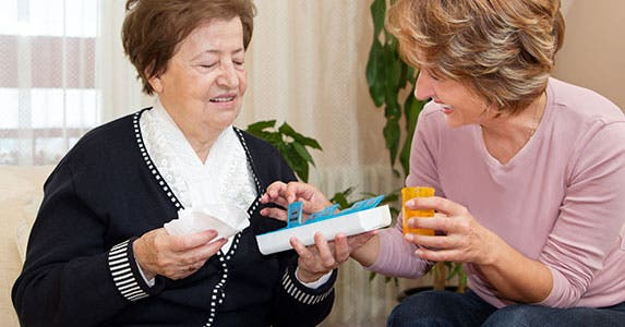 Define caregiving relationship © brankatekic - Fotolia.com