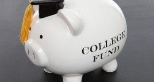 College piggy bank © Stephen Coburn/Shutterstock.com