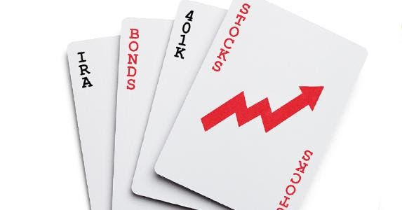 Investing playing cards © Mega Pixel/Shutterstock.com