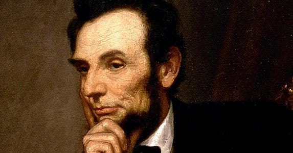 Abraham Lincoln (1861-1865) | Public domain