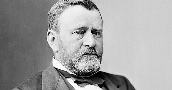 Ulysses S. Grant (1869-1877) | Public domain