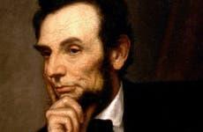 Abraham Lincoln   Public domain