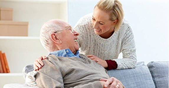 Safety features to install in your elderly loved one's home © iStock