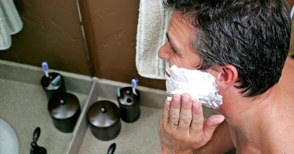 My amazing shaving adventure © iStock