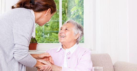 Home health aides © iStock