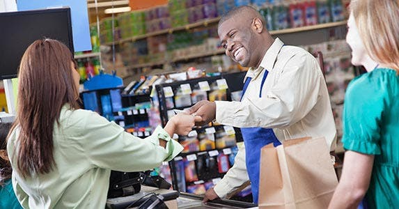Show your store loyalty © iStock