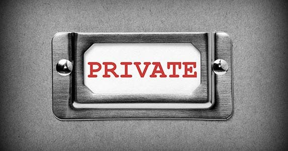 The trust is not always private | iStock.com/Thinglass