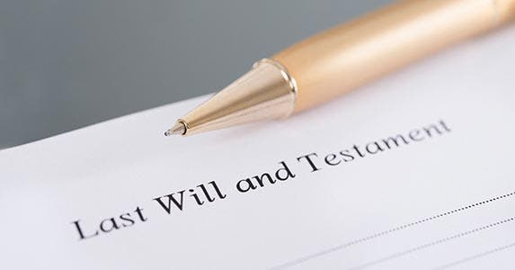 A trust doesn't replace a will | iStock.com/AndreyPopov