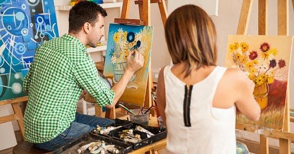 Explore your artistic sides © antoniodiaz/Shutterstock.com