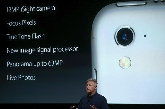 New camera for the iPhone | Justin Sullivan/Getty Images