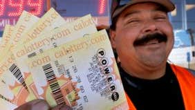 The stuff of big dreams: The 10 largest lottery jackpots in US history