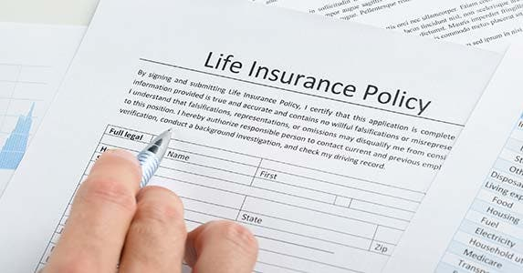 Review all insurance © iStock
