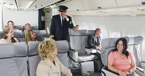 Frequent flier and other VIP travel rewards © TunedIn by Westend61/Shutterstock.com