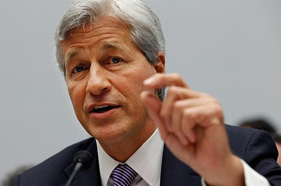 Jamie Dimon | Chip Somodevilla/Getty Images