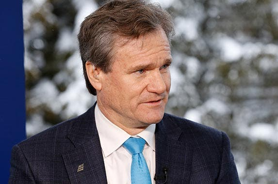 Brian Moynihan | CNBC/Getty Images