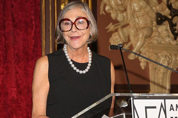 No. 1: Walton family | Alice Walton attends American Federation of Arts Gala & Cultural Leadership Awards 2016 at Metropolitan Club on Nov. 1, 2016 in New York City. (Sylvain Gaboury/Getty Image)