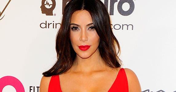 Kim Kardashian © GUS RUELAS/Reuters/Corbis