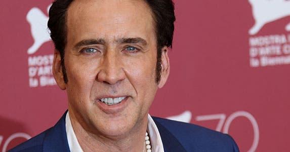 Nicolas Cage © cinemafestival/Shutterstock.com