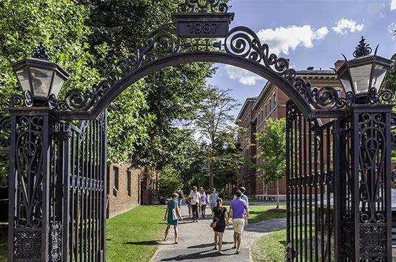Harvard University © Marcio Jose Bastos Silva/Shutterstock.com