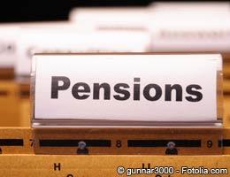 Defined benefit (pension) plans