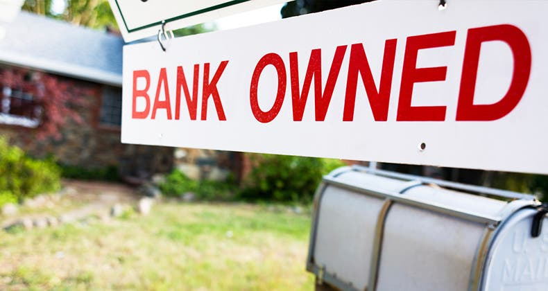 Can Bank Foreclose On My Property After I File Bankruptcy