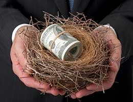 Borrow from your 401(k)