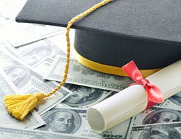 Student loans can spell major trouble © pogonici/Shutterstock.com